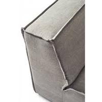 The Jagger Corner Cotton Grey