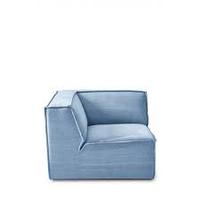 The Jagger Corner Cotton Ice Blue