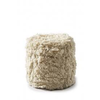 Homestore Marrakesh Pouf 40 dia Fur