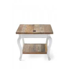 Homestore Driftwood End Table  60x60