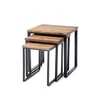 Homestore Shelter Island End Table S/3