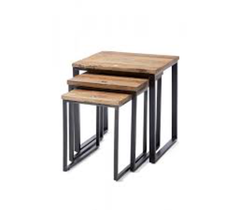 Shelter Island End Table S/3