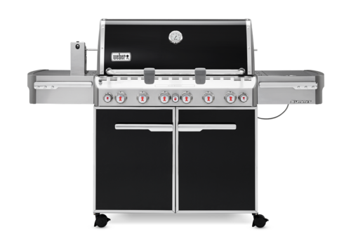 Weber SUMMIT® E-470 GBS GAS GRILL