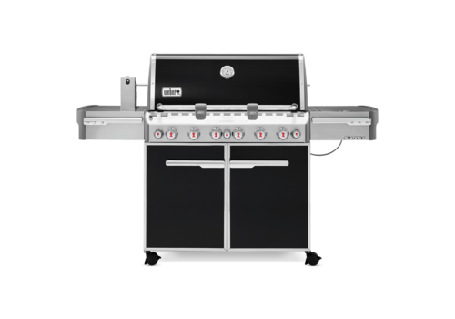 Weber SUMMIT® E-670 GBS GAS GRILL