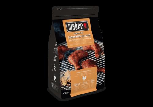 Weber POULTRY WOOD CHIPS BLEND - 0.7KG