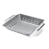 Weber DELUXE GRILLING BASKET - STAINLESS STEEL, SQUARE