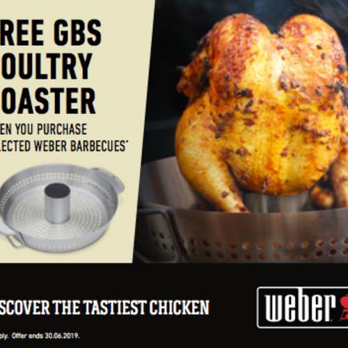Free GBS Poultry Roaster