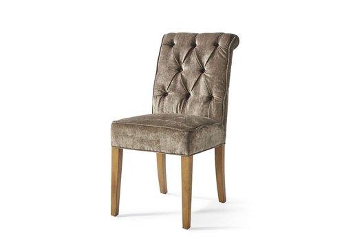 Homestore Hampton Classic Dining Chair Brown