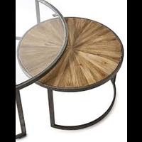Cameron Coffee Table S/2
