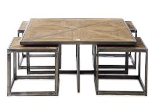Homestore Le Bar Americain Coffee Table Set/5