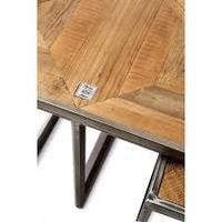 Le Bar Americain Coffee Table Set/5