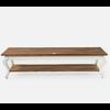 Homestore Driftwood Coffee Table 165x45