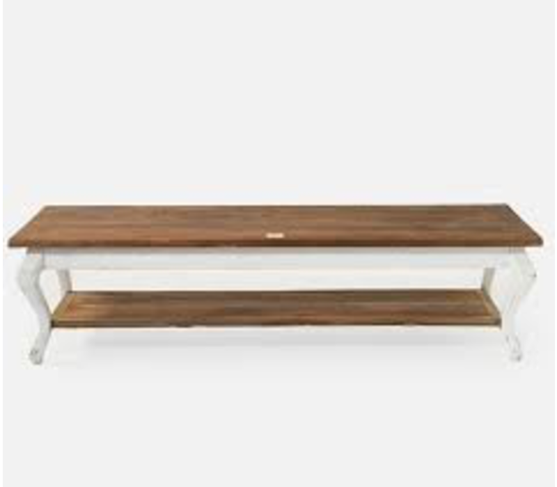 Driftwood Coffee Table 165x45