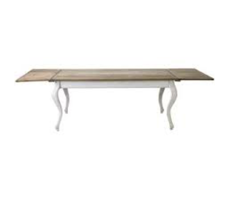 Driftwood D.Table Ext180/280x90