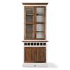 Homestore Driftwood Cabinet w winerack Sgl