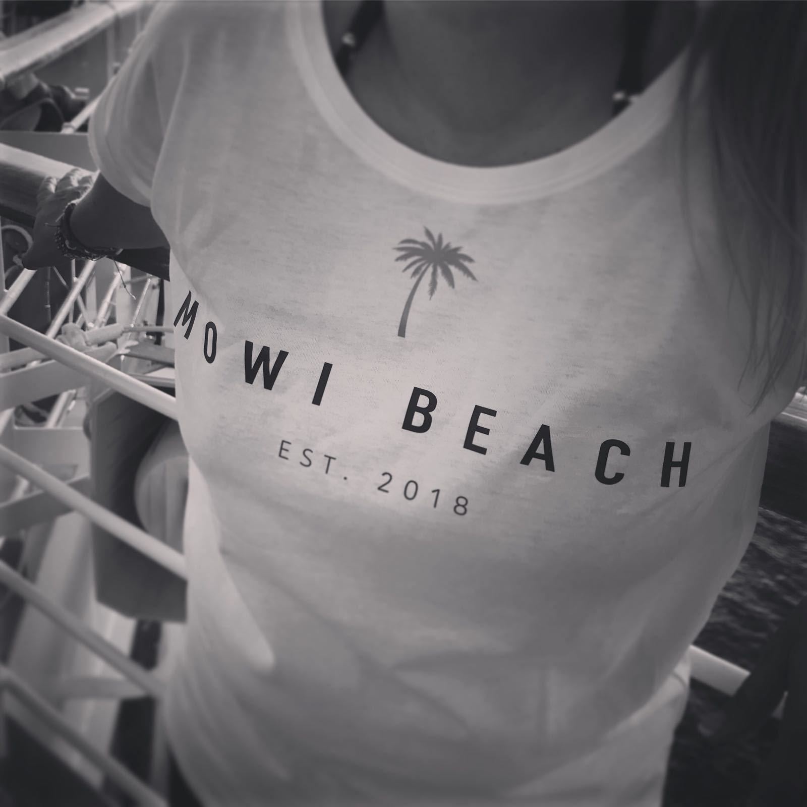 Mowi Beach Design Mowi-Beach Shirt