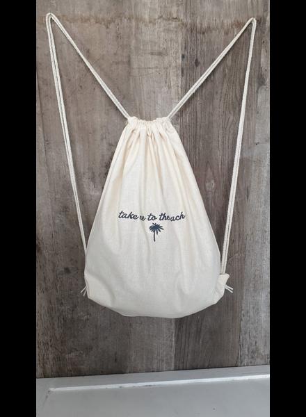 Mowi Beach Design take me to the beach stroll bag