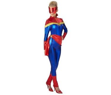 Captain Marvel Kostuums