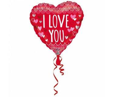 Valentijn Folie Ballonnen