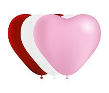 Valentijn Latex Ballonnen