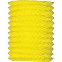 Gele Lampion 16cm (I17-6-3)