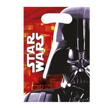 Star Wars Uitdeelzakjes 6 stuks (F13-4-1)