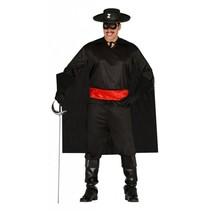 Zorro Kostuum M/L