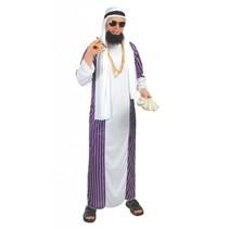Sjeik Kostuum Arabisch M/L (P13-2-2)
