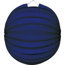 Blauwe Lampion Bol (I17-5-3)