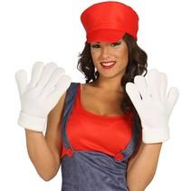 Super Mario Handschoenen (K5-3-2)