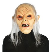Halloween Masker Gollum Lord of the Rings volledig (K17-1-6)
