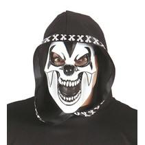 Halloween Masker Clown voorkant (K17-6-2)