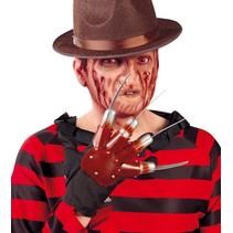 Freddy Krueger Handschoen (K5-4-3)