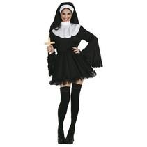 Sexy Nonnen Kostuum medium