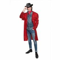 Cowboy Jas Rood (N7-2-4)