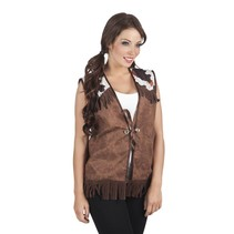 Cowboy Vest medium (N7-2-1)