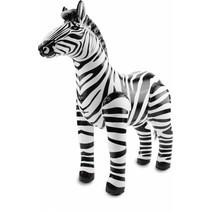 Opblaas Zebra 60cm (A19-3-1)
