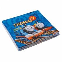 Thomas de Trein Servetten 20 stuks (F3-2-3)