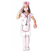 Halloween Kostuum Kind Verpleegster (L5-3-2)