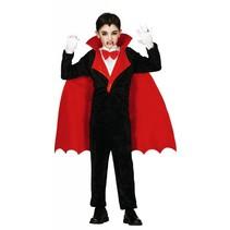 Halloween Kostuum Kind Vampier Deluxe (L5-3-7)