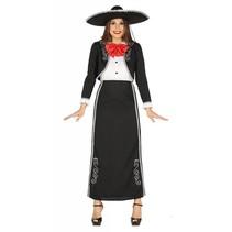 Mexicaans Kostuum Mariachi Dames