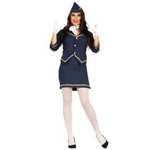 Stewardess Kostuum (P3-2-2)