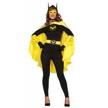 Superheld Kostuum Vleermuis Dames Deluxe