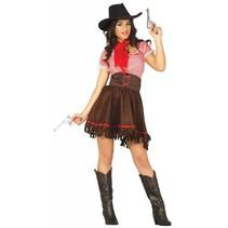 Cowgirl Kostuum (N5-3-3)