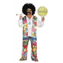 Hippie Kostuum (N3-2-4)