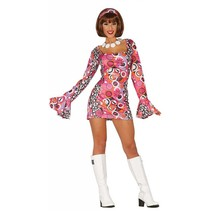 Disco Kostuum 70's Dames (N3-2-1)