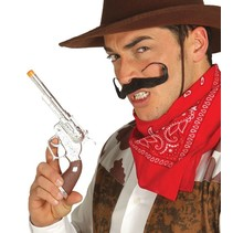 Nep Geweer Revolver Cowboy 25cm