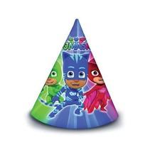 PJ Masks Hoedjes 6 stuks (F2-3-5)