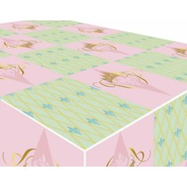 Prinsessen Tafelkleed Party 180x120cm