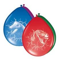 Dinosaurus Ballonnen 6 stuks (G9-2-1)